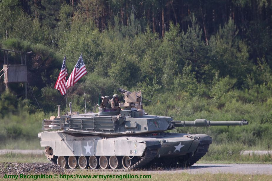 Taiwan ready to purchase 106 M1A2 Abrams main battle tank from US 925 001