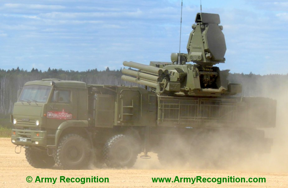 Cameroon to buy Russian Panstir S1 air defense system