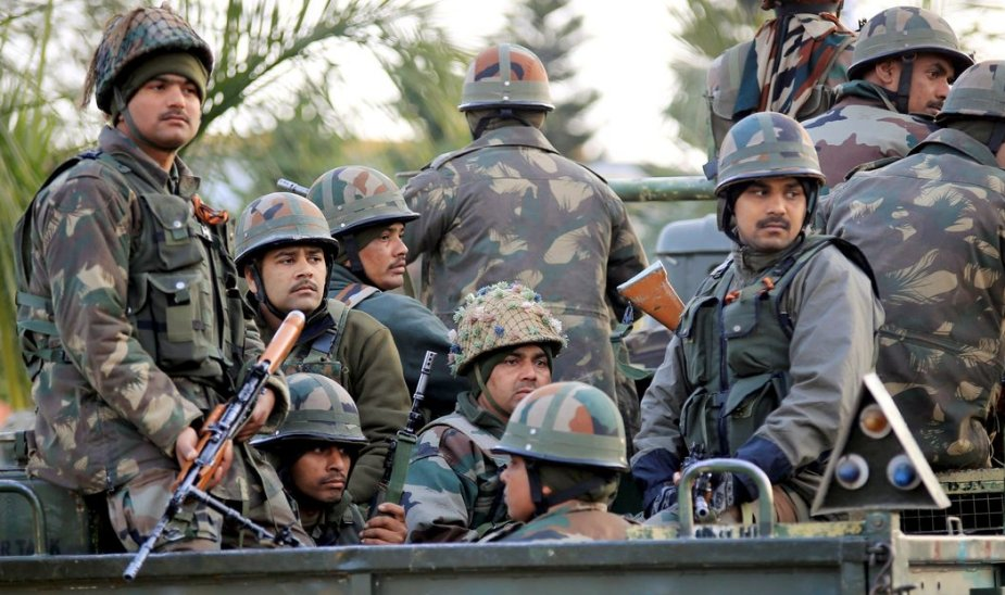 Indian Army checks new Integrated Battle Group concept