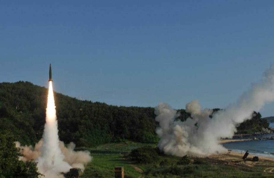 South Korea conducts launch exercises with Hyunmoo missiles