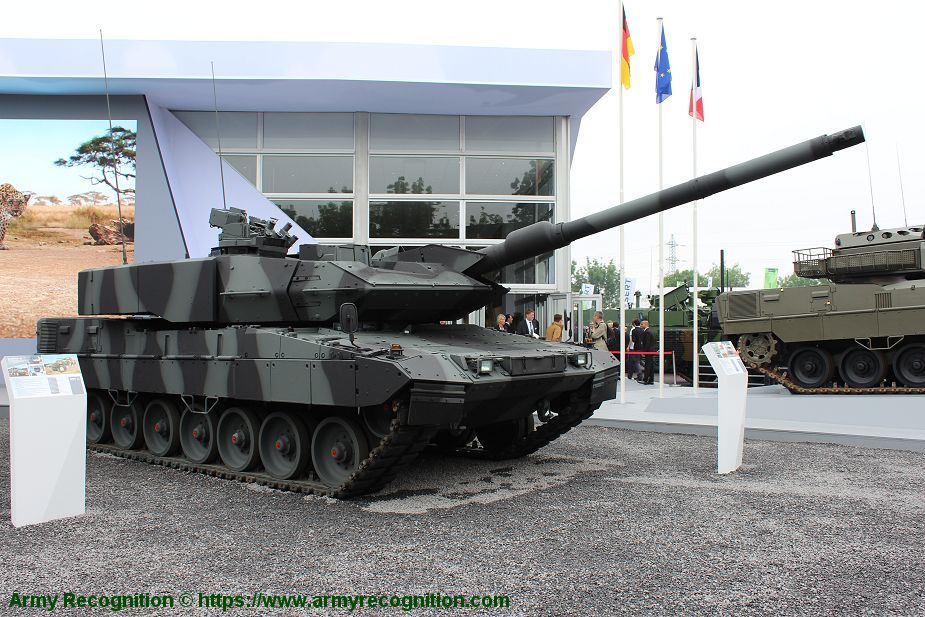 kmw leopard 2a7 2a7v german armed forces denmark armed forces