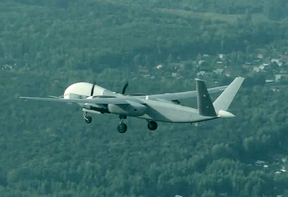 Altius U to become backbone of heavy Russian drones