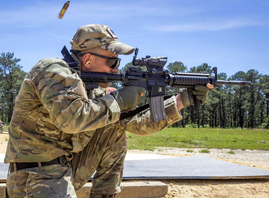 Colt awarded contract for foreign production of M4 and M4A1 carbines
