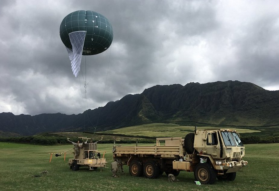 Drone Aviation delivers additional WASP aerostats to support U.S. Border Patrol
