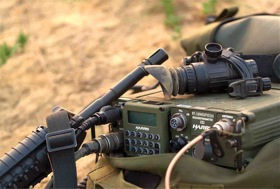 L3Harris Technologies will deliver Falcon manpack and tactical radios to two European nations 925 001