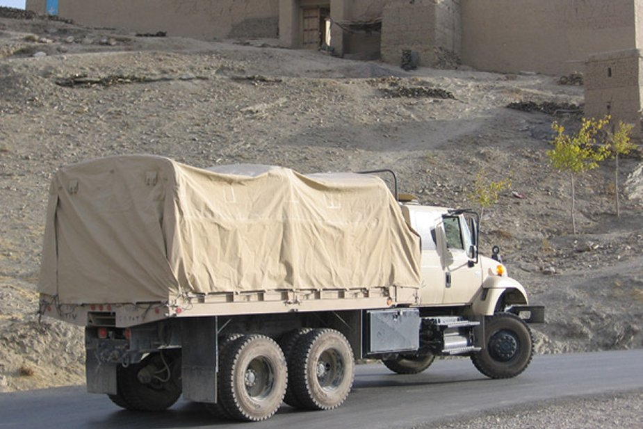 Navistar Defense awarded contract for foreign sale of cargo and wrecker trucks to Iraq 1