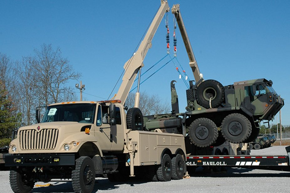 Navistar Defense awarded contract for foreign sale of cargo and wrecker trucks to Iraq 2