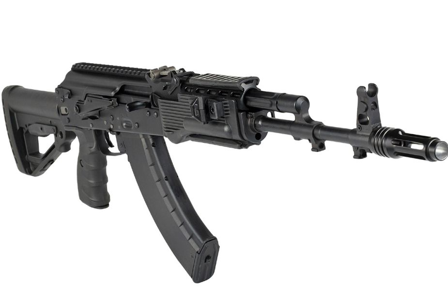 Russia and India will produce jointly AK 203 assault rifles 925 001
