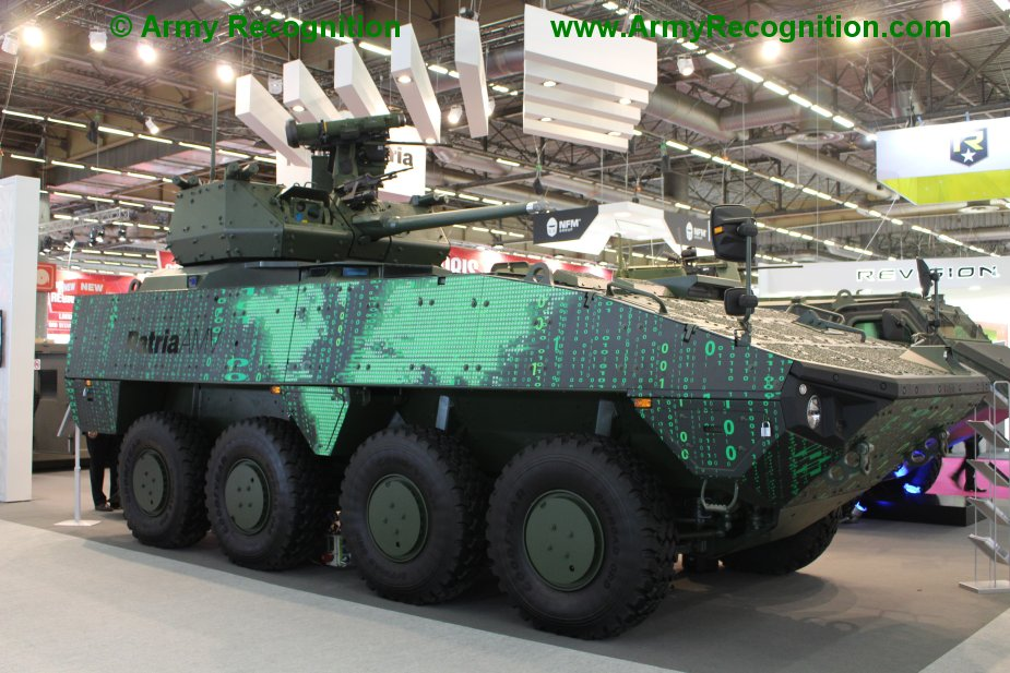 Three contenders for replacement of Japanese Type 96 APC 2