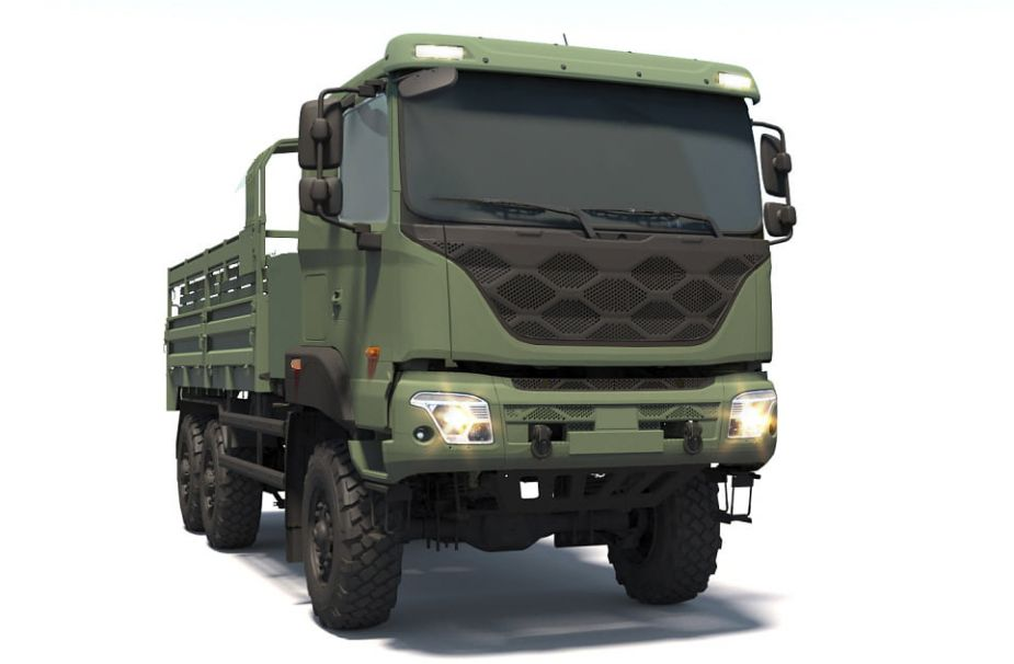 South Korean Army buys armored and non armored tactical trucks from Kia Motors 925 002