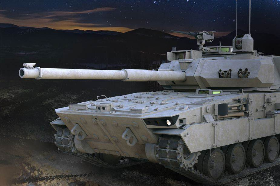 US soldiers of 82nd Airborne to test pre production of new Mobile Protected Firepower light tanks 925 002