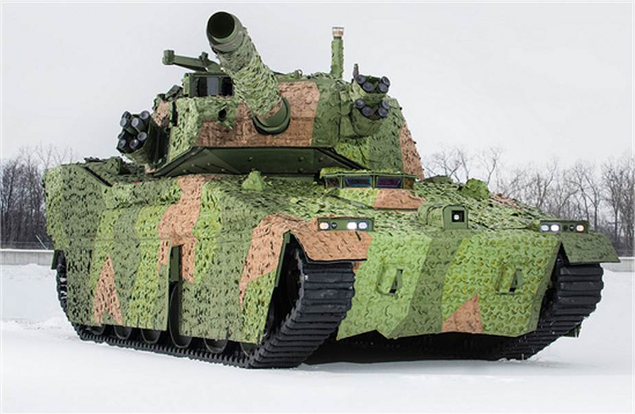 US soldiers of 82nd Airborne to test pre production of new Mobile Protected Firepower light tanks 925 003