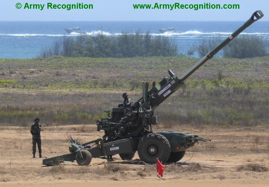 155mm Sharang howitzer to be inducted into Indian Army by March end