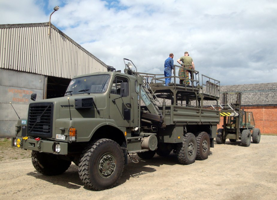 Belgian army to replace Unimog 1300L and Volvo N10 with 879 trucks 1