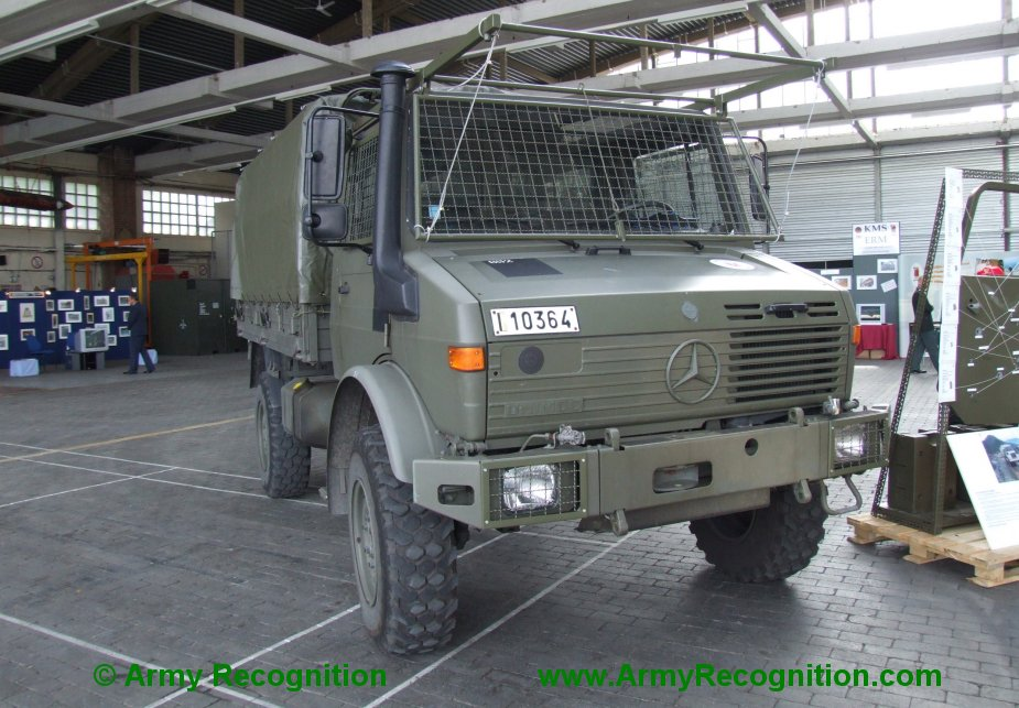 Belgian army to replace Unimog 1300L and Volvo N10 with 879 trucks 2