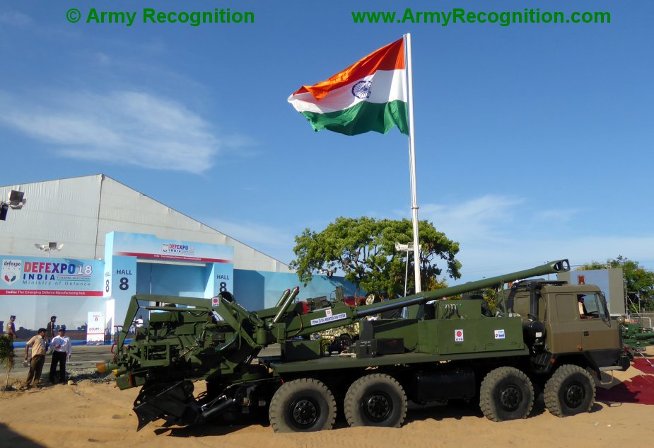 India to buy military hardware worth USD 716.5Mn