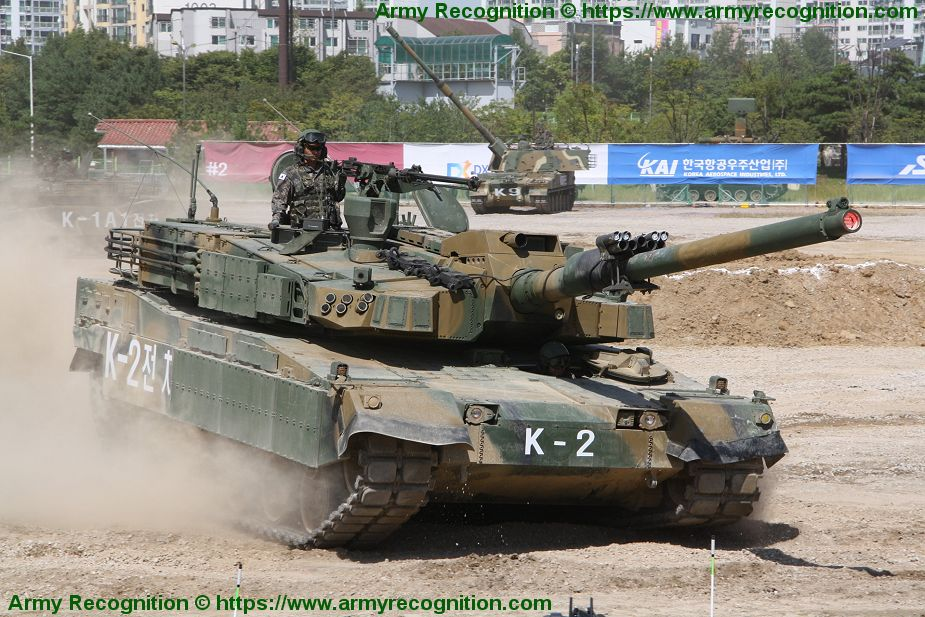 South Korea could sign a deal with Poland for the sale of 800 K2 main battle tanks 925 001