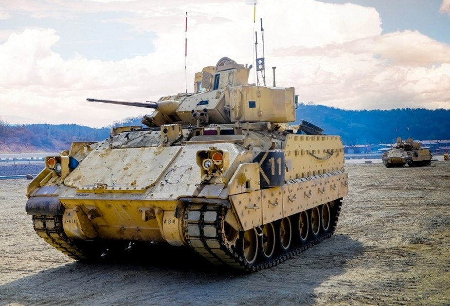 US Army cancels USD 45Bn Optionally Manned Fighting Vehicle contest