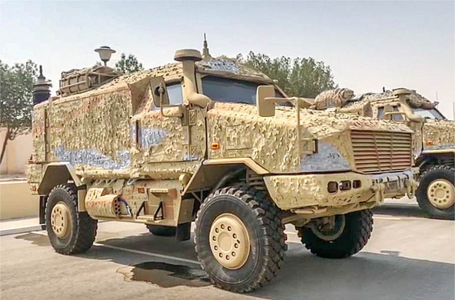 Dingo 2 HD Qatar is now one of the most well equipped military forces in the Middle East 925 001