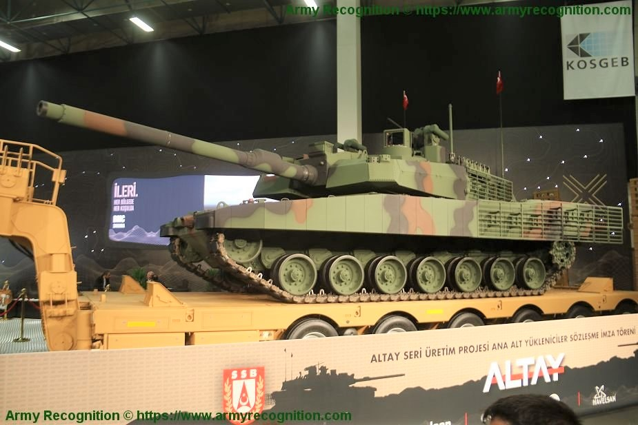 Engine Problem On Turkish Altay Main Battle Tank Mbt About To Be Solved May 2020 News Defense Global Security Army Industry Defense Security Global News Industry Army 2020 Archive News Year