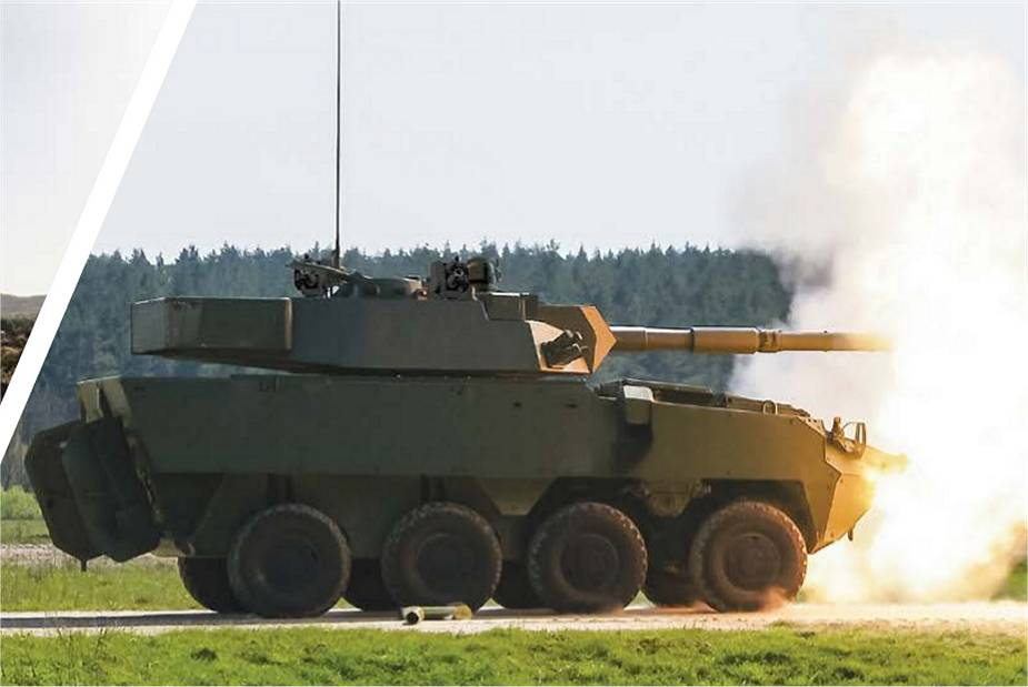 Elbit Systems from Israel offers Sabrah Light Tank for Philippine Light Tank Acquisition Project 925 002