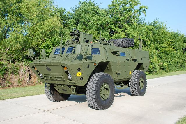 Textron Systems Canada Inc., a Textron Inc. (NYSE: TXT) company, today announced that Textron Marine & Land Systems (TM&LS) has completed and shipped four pre-production Canadian Forces Tactical Armoured Patrol Vehicles (TAPV) to locations in the United States and Canada for a series of testing and training activities.