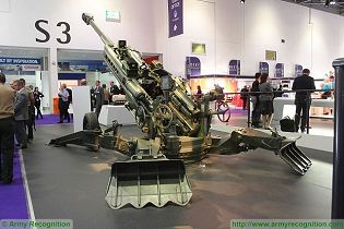 M777A2 LW155 Lightweight 155mm towed howitzer technical data sheet specifications pictures video information description intelligence identification photos images information BAE Systems U.S. Army United States American defence industry military technology
