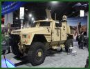At AUSA 2013, Lockheed Martin presents the latest version of the JLTV (Joint Light Tactical Vehicle) which was just delivered to the U.S. Army and Marine Corps on Aug. 14, 2013 for 14 months of test and evaluation. A production award is expected in late fiscal 2015 for approximately 50,000 JLTVs for the Army, with their Marine Corps partners purchasing another 5,500 vehicles.