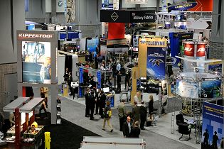 AUSA 2014 news coverage report show daily visitors exhibitors Annual meeting defense exposition exhibition conference Association United States Army October Washington D.C.