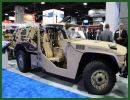 During the Association of the United States Army Annual Meeting and Exposition which was held from Oct. 13-15 in Washington, D.C., Boeing has unveiled a new version of its Phantom Badger combat support vehicle fitted with a 120mm mortar mounted at the rear of the vehicle.