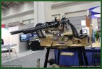 Central Wisconsin Armory exhibited its M3D Heavy machine gun at AUSA 2014