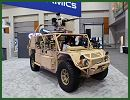 General Dynamics Ordnance and Tactical Systems (GD-OTS) and Flyer Defense have teamed to deliver the future of tactical mobility for mission success in remote or inaccessible terrain: the Flyer Advanced Light Strike Vehicle (ALSV). After the Flyer 60 which was unveiled in 2013, General Dynamics presents at AUSA 2014 the Flyer 72 with an extended chassis compared to the Flyer 60 version.