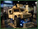 Northrop Grumman Corporation (NYSE: NOC) unveils its High Mobility Multipurpose Wheeled Vehicle (HMMWV) modernization solution at the Association of the United States Army conference in Washington, D.C.