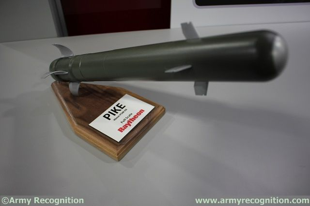 Raytheon Pike AUSA 2015 news