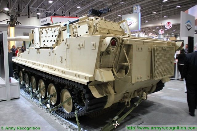 BAE Systems presents a full range of technologies and solutions at the Association of the United States Army (AUSA) Annual Meeting and Exposition in Washington, D.C., October 12-14, 2015, including the project of Expeditionary Light Tank that could be airdropped that could be airdropped.