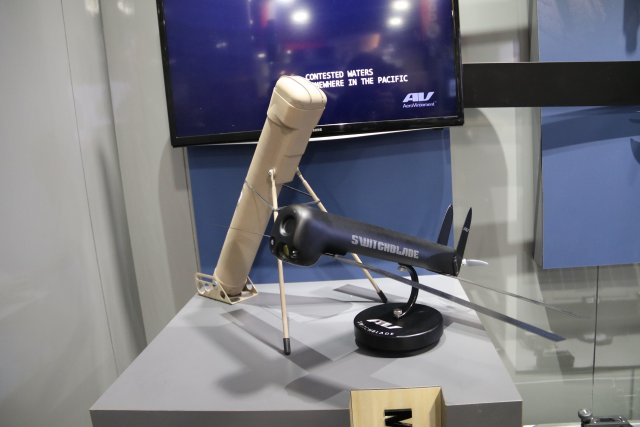 US Army Awards AeroVironment 22 8 Million Contract for Lethal Miniature Aerial Missile Systems 640 002