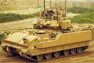 Bradley M2A3 IFV armoured infantry fighting vehicle technical data sheet specifications information description intelligence identification pictures photos images video information US U.S. Army United States American defence industry military technology