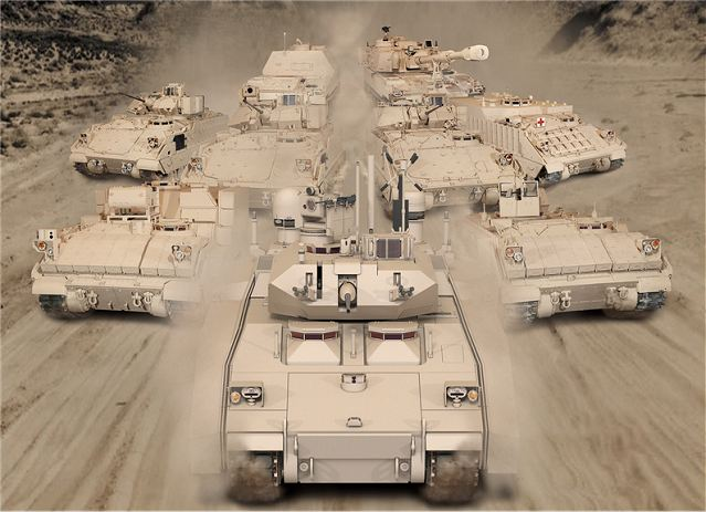 GCV Ground Combat Vehicle program U.S. Army BAE Systems technical data sheet specifications information description intelligence identification pictures photos images US Army United States American defence industry military technology infantry fighting vehicle to replace Bradley M113.