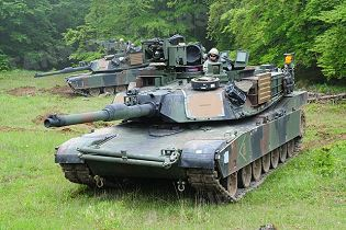 M1A2 SEP V2 main battle tank technical data sheet specifications information description intelligence identification pictures photos images video information U.S. Army United States American defence industry military technology