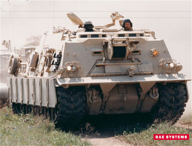 BAE Systems received a $28.7 million contract to upgrade 11 M88A1 Medium Recovery vehicles to the M88A2 Heavy Equipment Recovery Combat Utility Lift Evacuation System (HERCULES) configuration.