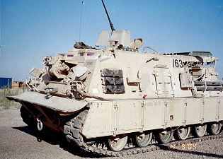 M88A2 HERCULES heavy armoured recovery vehicle data sheet specifications information description intelligence identification pictures photos images US Army United States American defence industry military technology Heavy Equipment Recovery Combat Utility Life Evacuation System