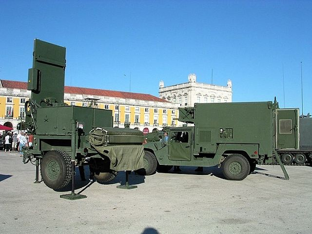 AN TPQ-36 firefinder weapon locating system United States US American army defence industry military technology 640 001