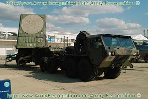 AN/MPQ-53 Patriot Radar search detection illumination data sheet specifications information description intelligence identification pictures photos images US Army United States American search detection target track and illumination radar missile commander