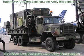 AN/MSQ-104 ECS Engagement Control Station Patriot data sheet specifications information description intelligence identification pictures photos images US Army United States American truck M927 5-Ton XLWB