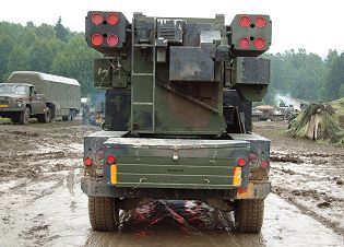Avenger AN/TWQ-1 Short-range missile air defense vehicle technical data sheet specifications information description intelligence identification pictures photos images US Army United States American defence industry military technology