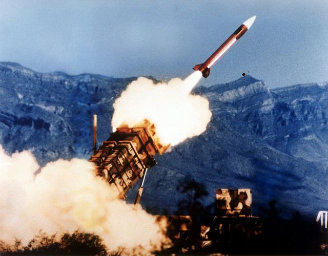 Lockheed Martin Conducts Successful Pac 3 Missile Test At