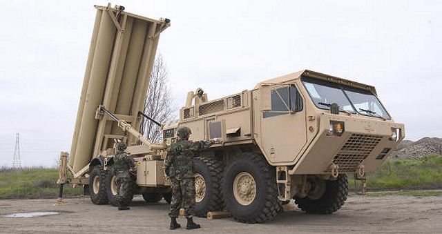 The South Korean military has formally asked the Pentagon to provide detailed information on Terminal High Altitude Area Defense (THAAD) systems, an informed source here privy to defense issues said Thursday, October 17, 2013.