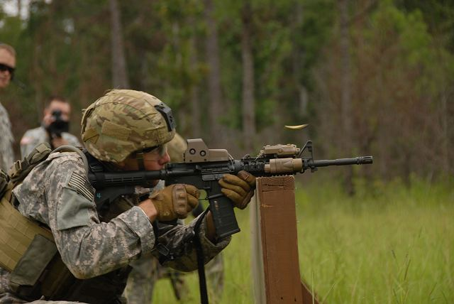 us army service manual for m4 m16 ar15 pdf