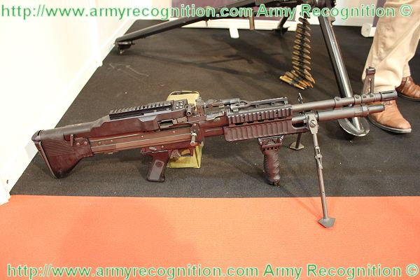 M60E4/MK43 machine gun US Ordnance technical data pictures
