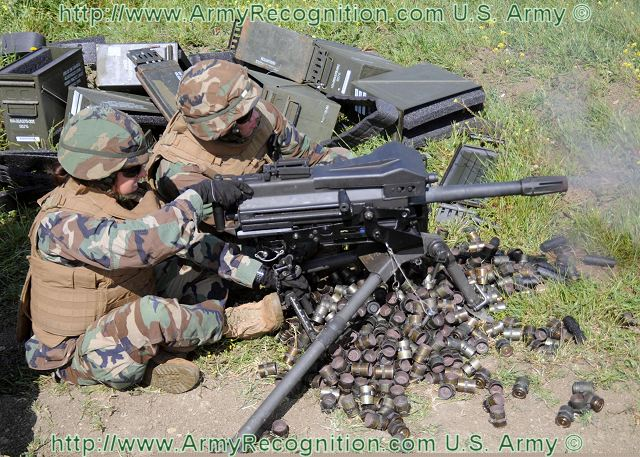 General Dynamics Delivers Mk19 Automatic Grenade Launcher